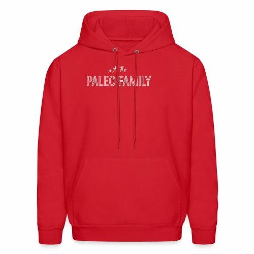 Paleo Family 2 Kids - Men's Hoodie