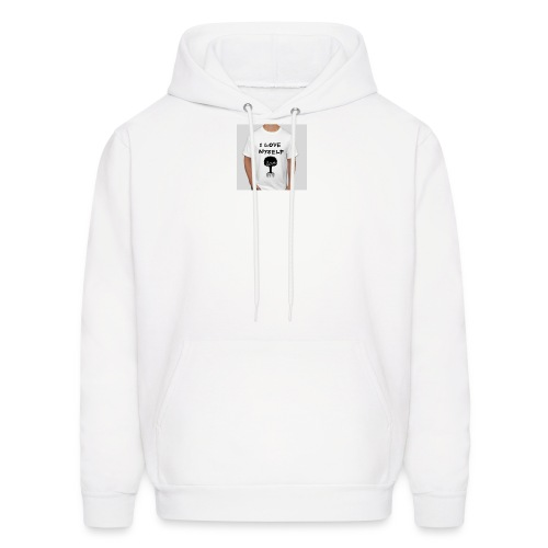 love myself - Men's Hoodie