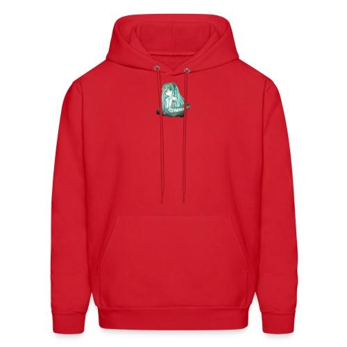 Summrrz Logo Transparent - Men's Hoodie