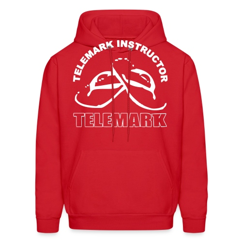 Telemark Instructor - Men's Hoodie