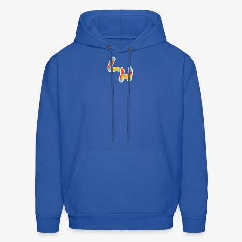 Los Hermanos Logo - Men's Hoodie