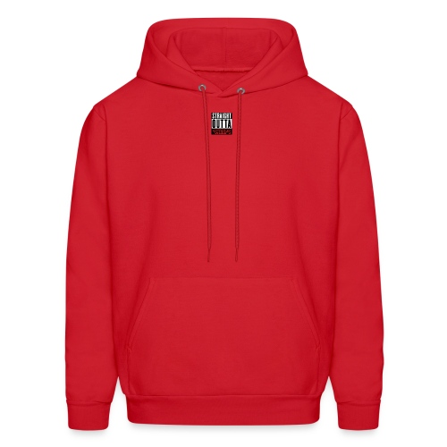 straight outta sheeps - Men's Hoodie