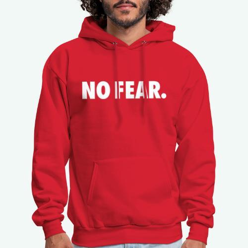 NO FEAR - Men's Hoodie