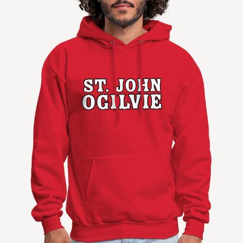 ST JOHN OGILVIE - Men's Hoodie