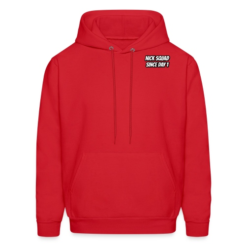 nick-squad-since-day-1 - Men's Hoodie