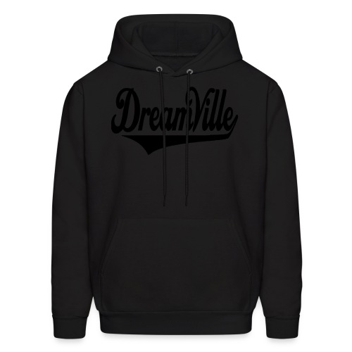 dreamville black - Men's Hoodie