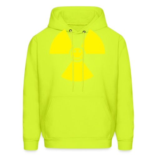 Nuclear happiness! - Men's Hoodie