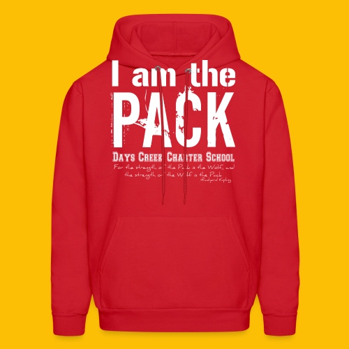 I am the PACK - Men's Hoodie