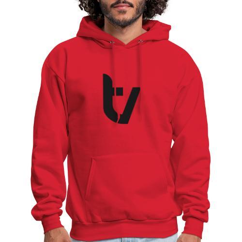 Team Valence Logo (BLACK) - Men's Hoodie