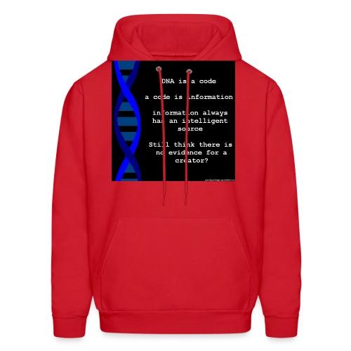 dna design tshirt - Men's Hoodie