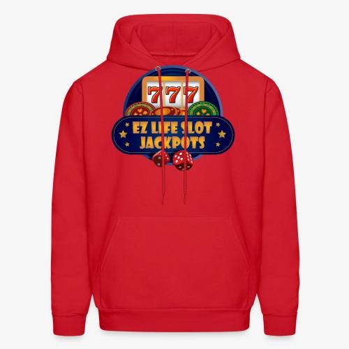 EZ Life Logo - Men's Hoodie