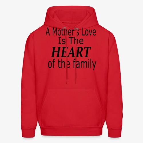 A mother's love - Men's Hoodie