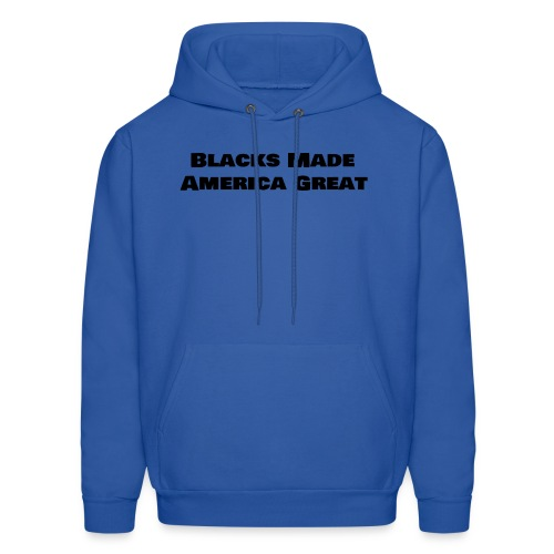 (blacks_made_america) - Men's Hoodie