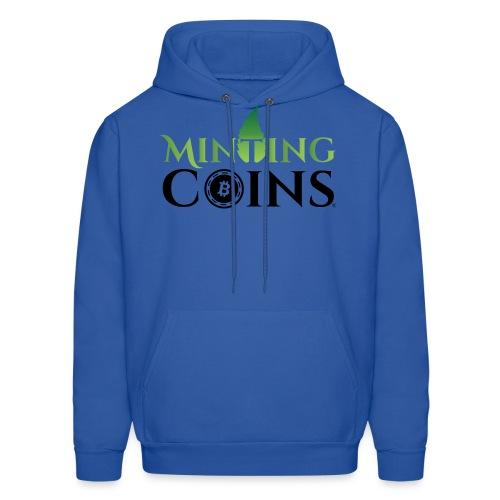 Minting Coins - Men's Hoodie