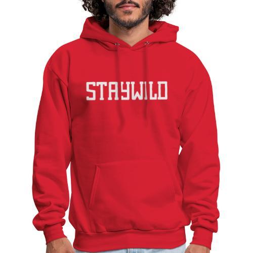 STAYWILD - Men's Hoodie