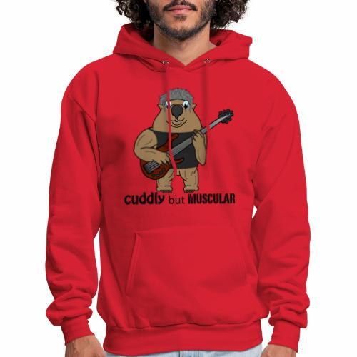 wombatblack - Men's Hoodie