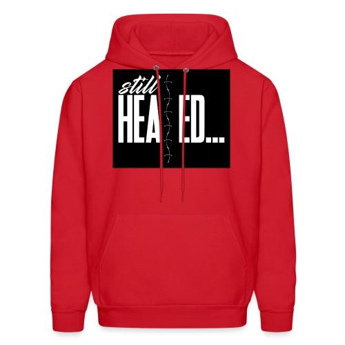 tshirt_still_healed_2019 - Men's Hoodie