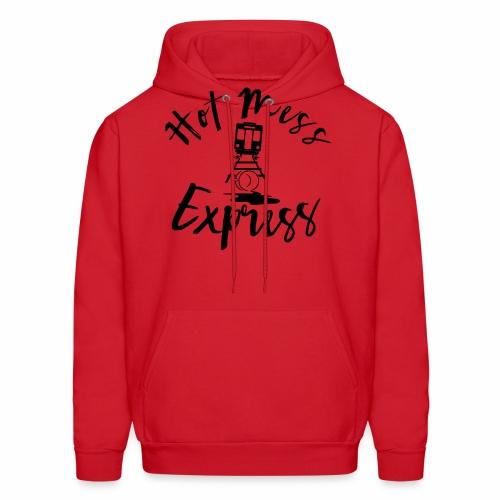 The Hot Mess Express - Men's Hoodie