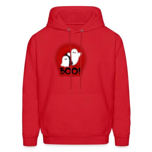 Ghosties Boo Happy Halloween 1 - Men's Hoodie