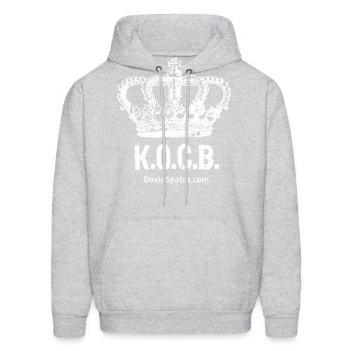 kocb white - Men's Hoodie