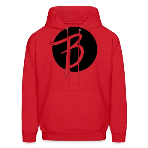 The BLSSD logo - Men's Hoodie