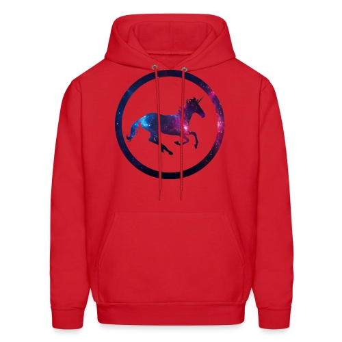 Believe Unicorn Universe 1 - Men's Hoodie