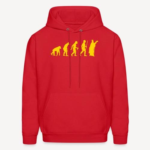PAPAL EVOLUTION - Men's Hoodie