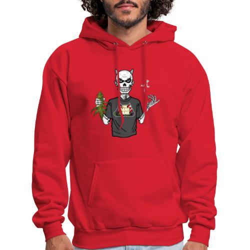 Wyt Devil's Lettuce - Devil Skelton - Men's Hoodie