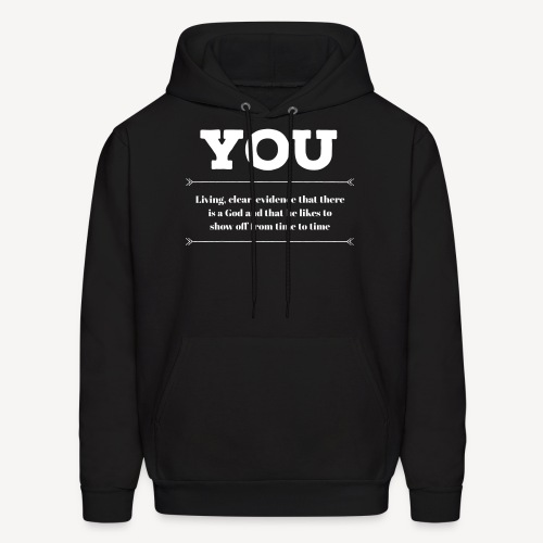 YOU - Men's Hoodie