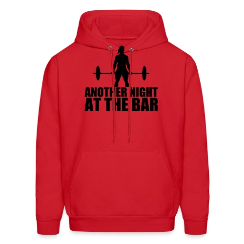 Another Night at the Bar - Men's Hoodie