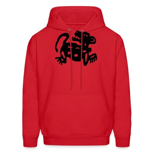 Red Jaguars - Men's Hoodie