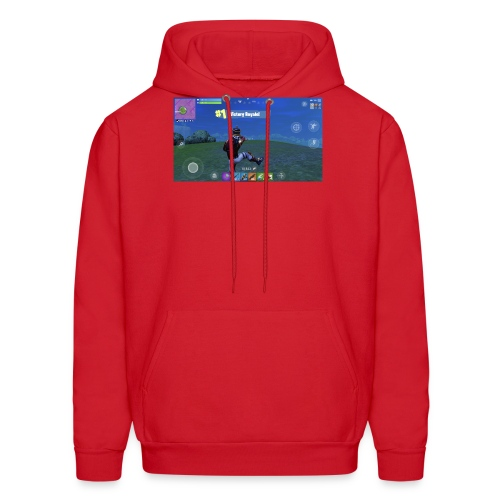 My First Win! - Men's Hoodie