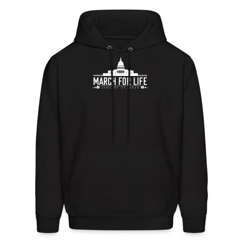 March for Life Capitol 2020 - Men's Hoodie