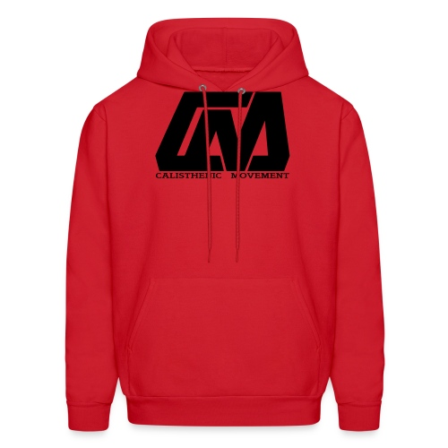 Cali Move Front black women - Men's Hoodie