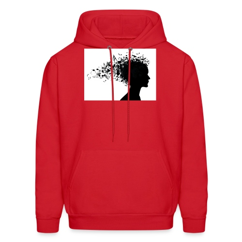 music through my head - Men's Hoodie