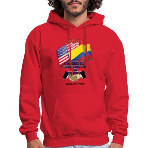 COLUMBIAN USA E02 - Men's Hoodie