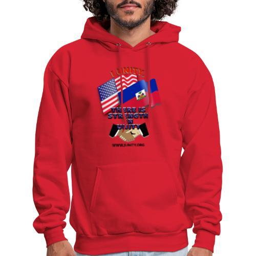 The Flag of Haiti E03 - Men's Hoodie