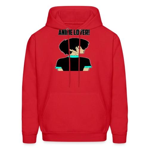 anime lover - Men's Hoodie