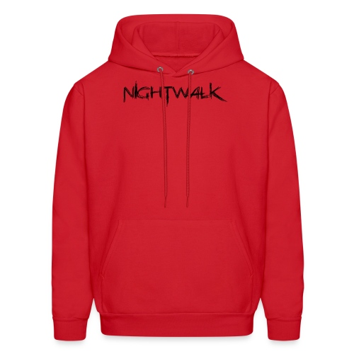 Nightwalk Logo - Men's Hoodie