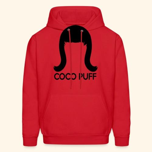 Coco Peru Fan Logo - Men's Hoodie