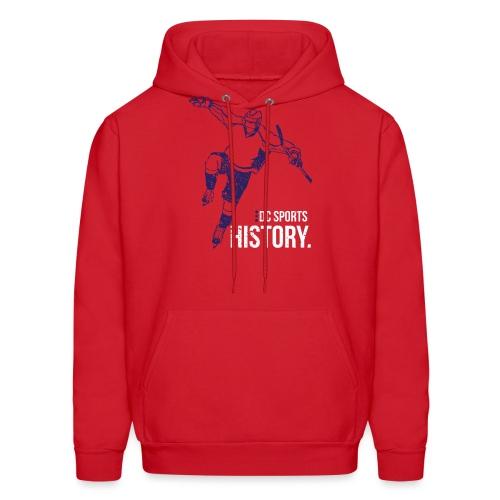 DC Sports History - Men's Hoodie