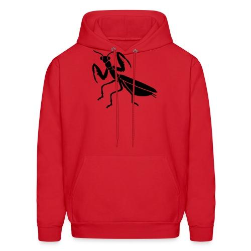 praying mantis bug insect - Men's Hoodie
