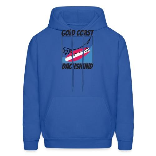 Gold Coast Dachshund - Men's Hoodie