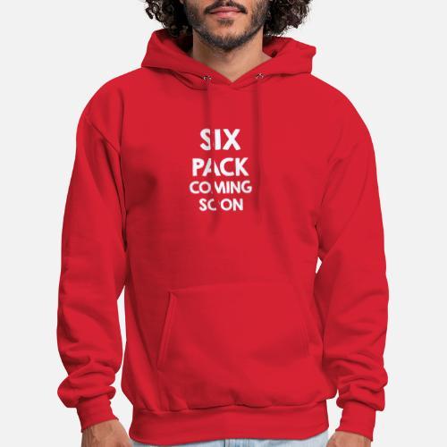 SIX PACK - Men's Hoodie