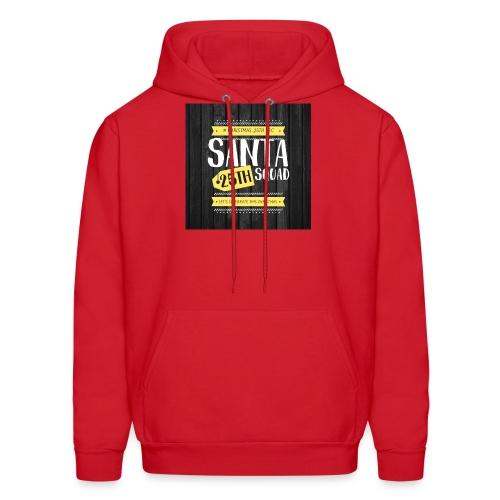SANTA SQUAD - Men's Hoodie