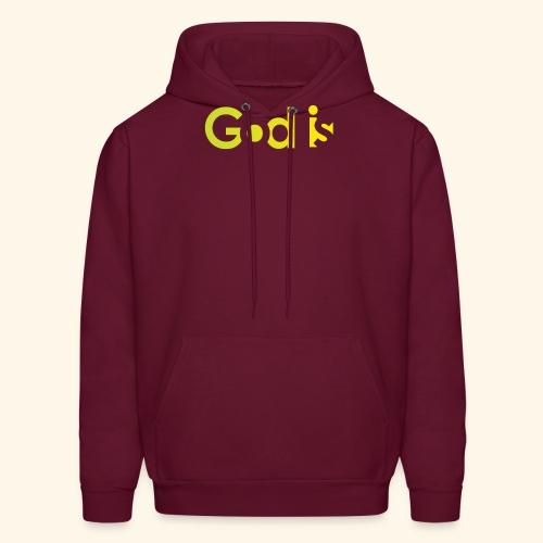 GOD IS #7 - Men's Hoodie
