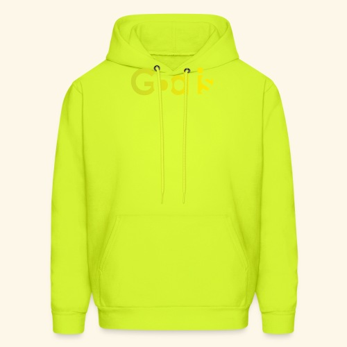 GOD IS #7 - Men's Hoodie