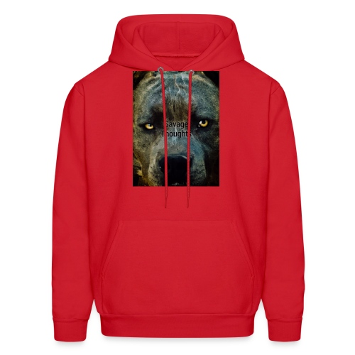 Smooth Savage - Men's Hoodie