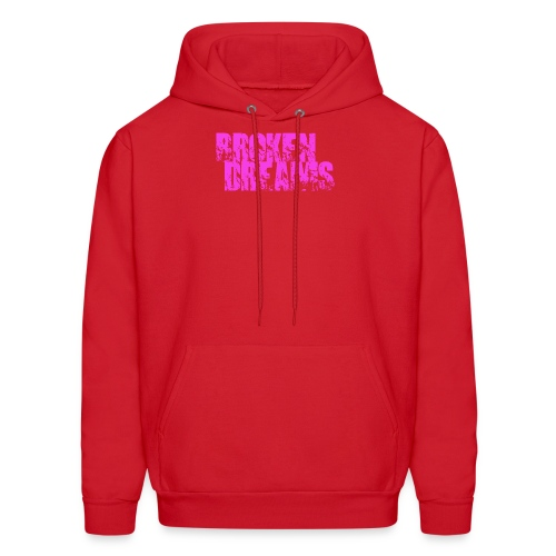 BROKEN DREAMS - Men's Hoodie