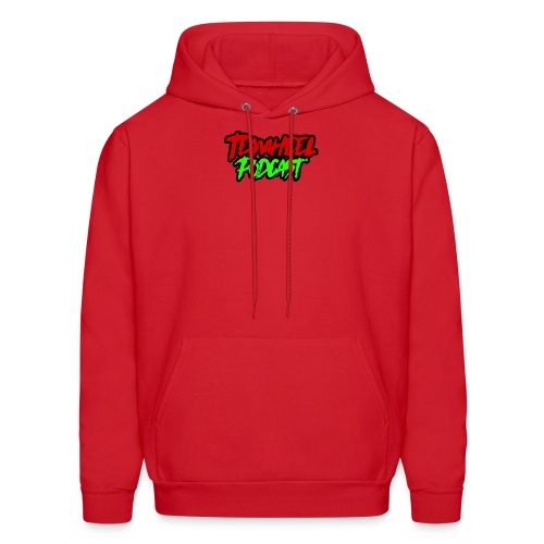 TEAMHEEL Podcast RedNGreen - Men's Hoodie
